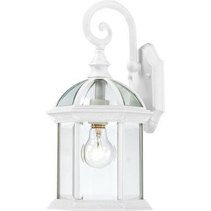 Nuvo 60-4961 White Wall Mount Fixture