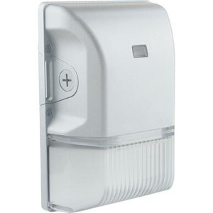 Nuvo 65-270 White Wall Pack Fixture