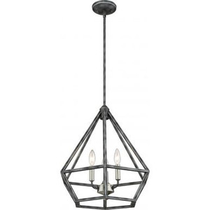 Nuvo Lighting 60-6262 Orin 3 Light Pendant