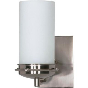 Nuvo 60-611 Brushed Nickel Wall Mount Fixture