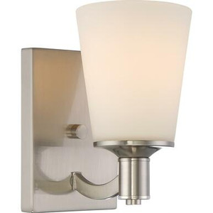 Nuvo 60-5821 Brushed Nickel Wall Mount Fixture