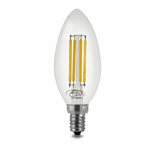Euri Lighting VB10-3020e-4 LED Filament Light Bulb
