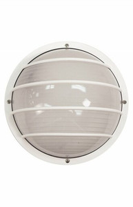 Wave Lighting S761WF Plastic Round Nautical Exterior Light Fixture