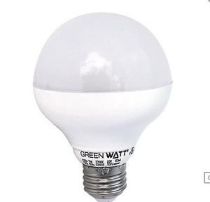 Longstar Green Watt G25D-7W-4100 LED Globe Light Bulb