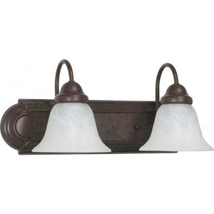 Nuvo 60-324 Old Bronze Wall Mount Fixture