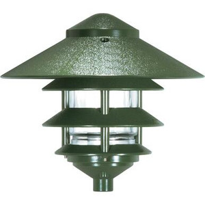 Nuvo SF76-636 Green Pathway Light Fixture