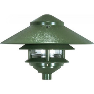 Nuvo SF76-634 Green Pathway Light Fixture
