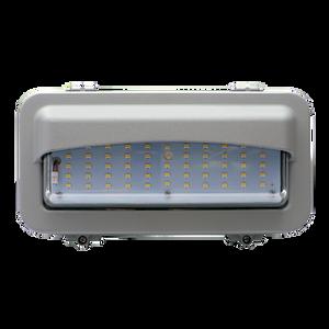 "12"" Explosion Proof LED Light C1D2 Wall Fixture Horizontal Cutoff"