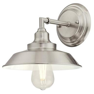Westinghouse 6354300 Iron Hill One-Light Indoor Wall Fixture