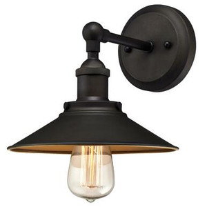 Westinghouse 6335500 Louis One-Light Indoor Wall Fixture