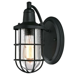 Westinghouse 6334700 Crestview One-Light Outdoor Wall Fixture