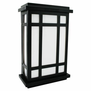 ADA Outdoor 2 Light Wall Sconce LED Ready