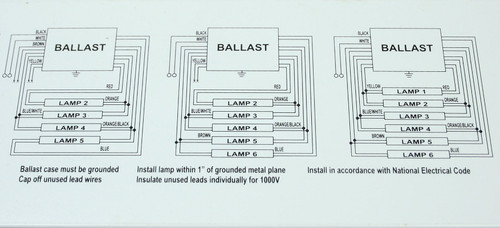 Keystone KTSB-E-2448-46-1-S Electronic Sign Ballast 120V on 2 bulb ballast diagram, keystone fluorescent light ballast, fluorescent lamp wiring diagram, keystone trailer wiring diagram,