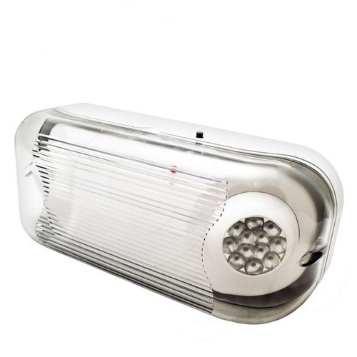 Fulham FHEM12-WW LED Outdoor Emergency Wall Pack Fixture