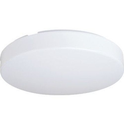 """Replacement 14"""" White Acrylic Diffuser Lens Cover for Drum Fixtures"""