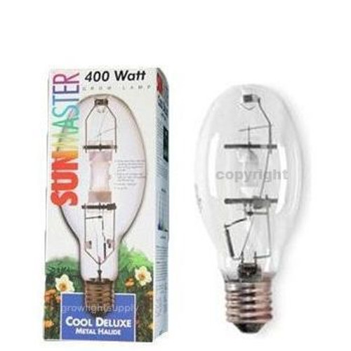 Sunmaster Blue Enhanced Super Metal Halide Grow Light Bulb
