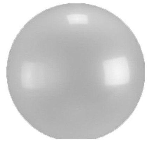 """Replacement VC Frost 20"""" Outdoor Acrylic Light Globe 