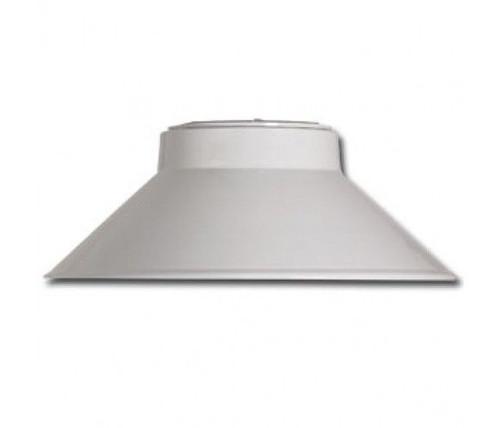 15 Inch Vapor Tight Aluminum Large Shroud Ceiling Hat