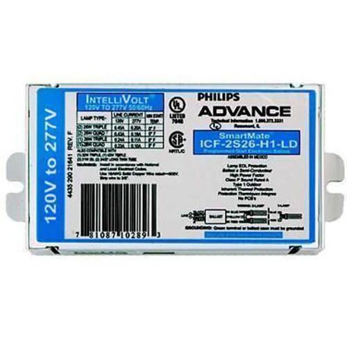 Philips Advance ICF-2S26-H1-LD
