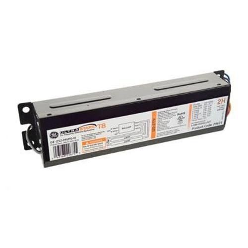 GE 96721 Ultrastart GE332-MVPS-L Electronic Program / Rapid Start T8 Ballast