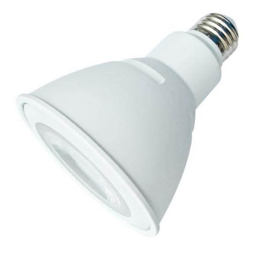Halco PAR30FL11L/927/WH/LED 2700K LED PAR30 Line Voltage Bulb
