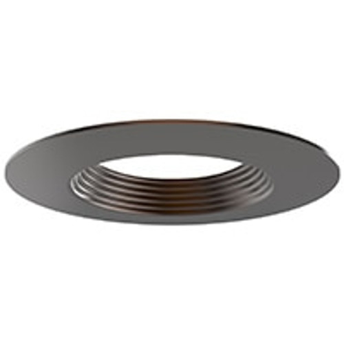 "Halco 99933 ProLED DL6/ORB 6"" Oil Rubbed Bronze Trim Stepped Baffle"