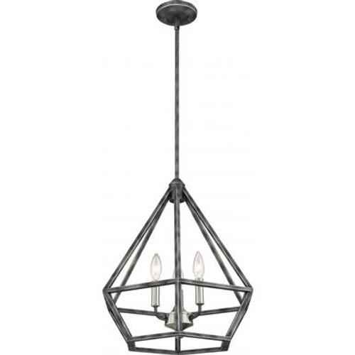 Nuvo Lighting 60-6262 Orin 3 Light Pendant