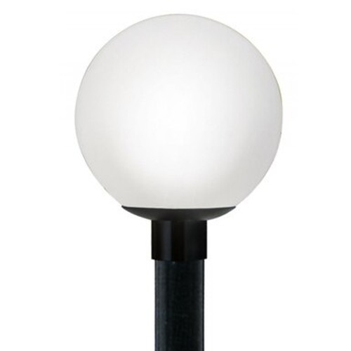 Wave Lighting 8001 Outdoor Round Ball Globe Post Light Fixture