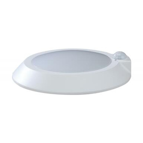 Nuvo 62-1312 White Disk Light Fixture