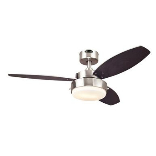 Westinghouse 7221600 Alloy 42-Inch Indoor Ceiling Fan with LED Light Fixture
