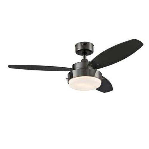 Westinghouse 7221500 Alloy 42-Inch Indoor Ceiling Fan with LED Light Fixture