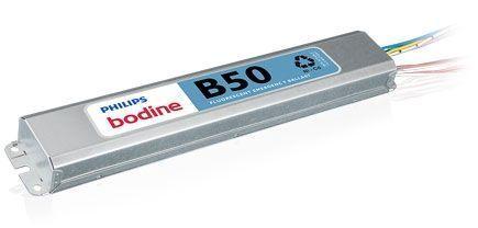 Philips Bodine B50 | Emergency Light BallastiLighting.com