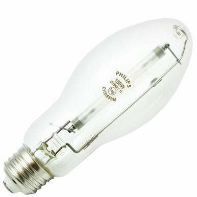 "150W /""NEW OLD/"" Philips C150S55//M High Pressure Sodium Bulb"