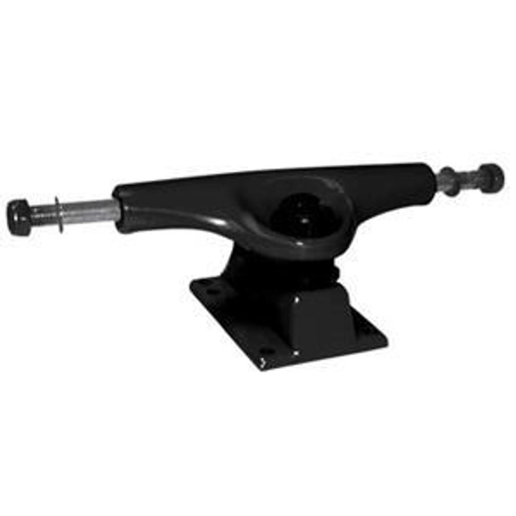 "125mm / 5"" Skateboard Trucks - Solid Black (Pair of 2 )"