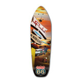 Yocaher Mini Cruiser Deck - Route 66 Series - Diner