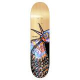 Graphic Skateboard Deck - The Bird Natural