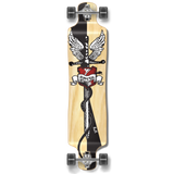 Yocaher Lowrider Longboard Complete - Smite