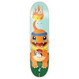 Yocaher Graphic Skateboard Deck  - PIKA Series - Charm