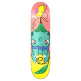 Yocaher Graphic Skateboard Deck  - PIKA Series - Bulbi