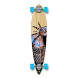 Yocaher Pintail Longboard Complete - The Bird Natural