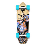 Yocaher Mini Cruiser Complete - The Bird Natural