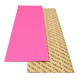 "9"" x 33"" Neon Pink Skateboard Griptape/Grip Tape 1 sheet"