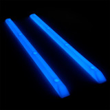Yocaher Rails Ribs - Glow in the dark Blue