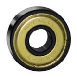Abec 7 Bearings - Gold