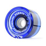 Speed Cruiser 70mm Longboard Wheels - Gel Blue