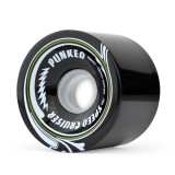 Speed Cruiser 70mm Longboard Wheels - Solid Black