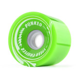 Speed Cruiser 70mm Longboard Wheels - Solid Green