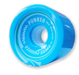 Speed Cruiser 70mm Longboard Wheels - Solid Baby Blue