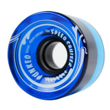 Speed Cruiser 62mm Longboard Wheels - Gel Blue
