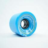 Speed Cruiser 62mm Longboard Wheels - Solid Baby Blue